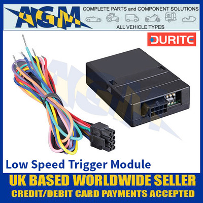 Durite 0-774-55 Low Speed Trigger Module For 0-870-30