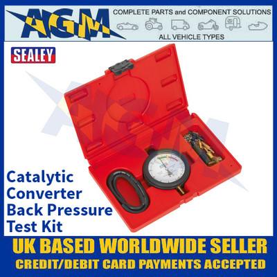 Sealey VSE953 Catalytic Converter Back Pressure Test Kit