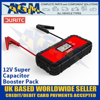 Durite 0-649-75 12V Super Capacitor Booster Pack