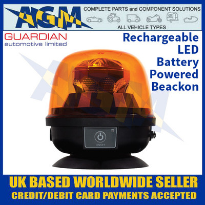 Guardian AMB98 Rechargeable LED Battery Powered Beacon