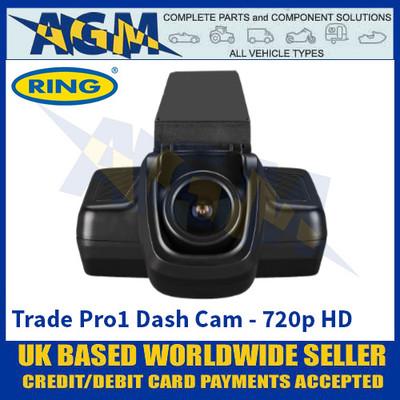 RING RVEP1 Trade Pro Dash Cam - 720p HD