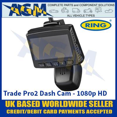 RING RVEP2 Trade Pro Dash Cam - 1080p HD