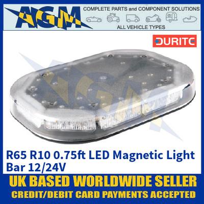 Durite 0-443-18 R65 R10 0.75ft LED Magnetic Light Bar - 12/24V