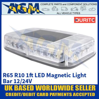 Durite 0-443-02 R65 R10 1ft LED Magnetic Light Bar - 12/24V