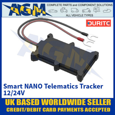 Durite 0-875-60 Smart NANO Telematics Tracker - 12/24V