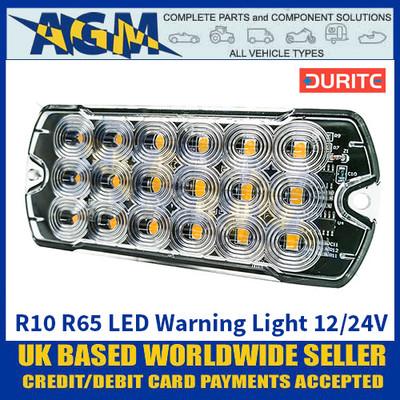 Durite 0-441-76 R10 R65 LED Warning Light - 12/24V