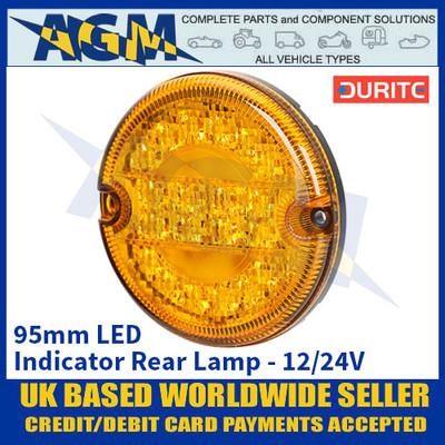 Durite 0-767-41 95mm Rear LED Indicator Lamp - 12/24V
