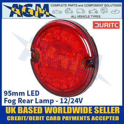 Durite 0-767-42 95mm Rear LED Fog Lamp - 12/24V