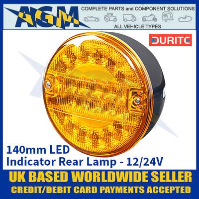 Durite 0-097-51 140mm LED Indicator Rear Lamp - 12/24V