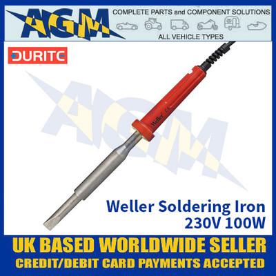Durite 0-449-75, Weller Soldering Iron - 230V 175W