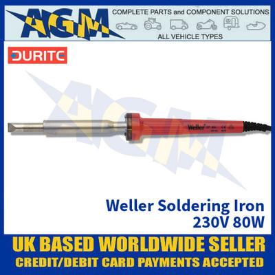 Durite 0-448-75, Weller Soldering Iron - 230V 80W