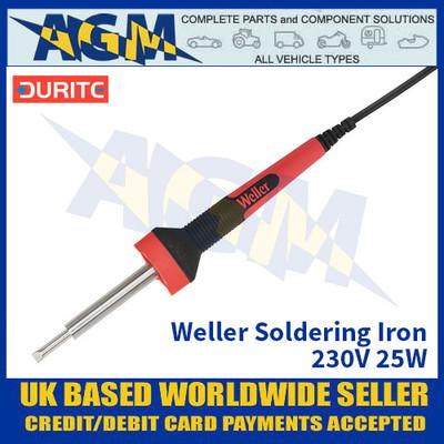 Durite 0-448-25, Weller Soldering Iron - 230V 40W