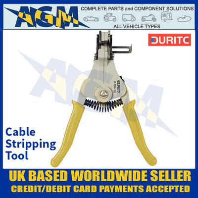 Durite 0-704-10 Cable Stripping Tool