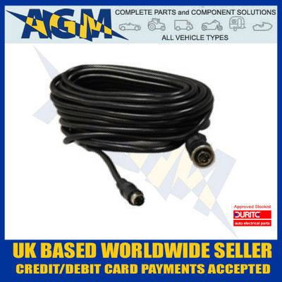 Durite 0-775-10, 10 Metre Camera System Extension Cable Replaces 0-775-07