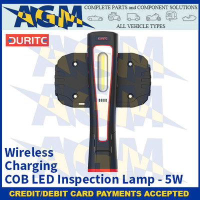 Durite 0-699-40 Wireless Charging COB LED Inspection Lamp - 5W