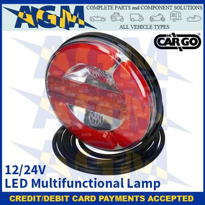 CARGO 172241 LED Multifunctional Lamp - 12/24V