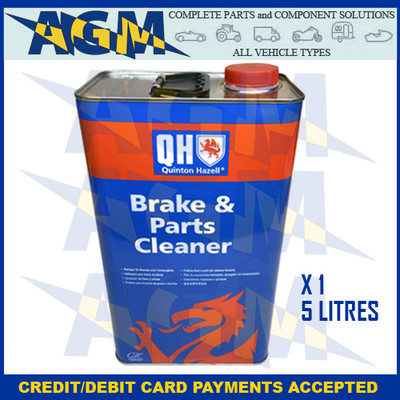 Quintin Hazell QHB005  Brake And Clutch Cleaner 5 Litre Can