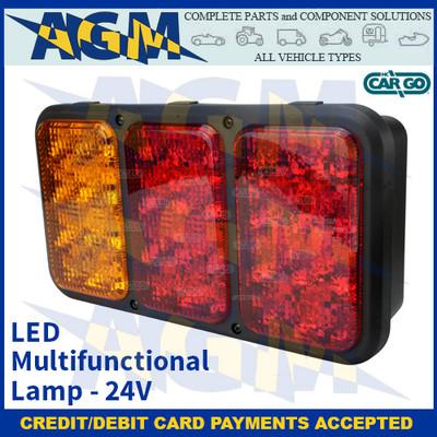 HC GARGO 171772 - LED Multifunctional Rear Lamp - 24V
