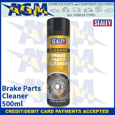 Sealey SCS011S Brake Parts Cleaner 500ml