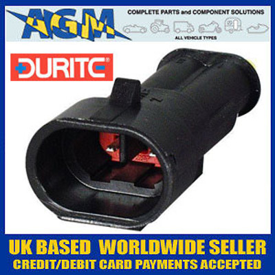 Durite 0-011-52 Super-Seal Connector 1.50mm Two Terminal
