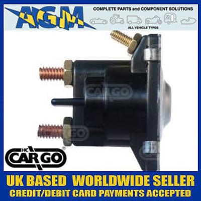Cargo 139856 Universal 4 pole solenoid mercury mercruiser mowers