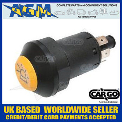 Cargo 181251 Push Button Switch 12/24v