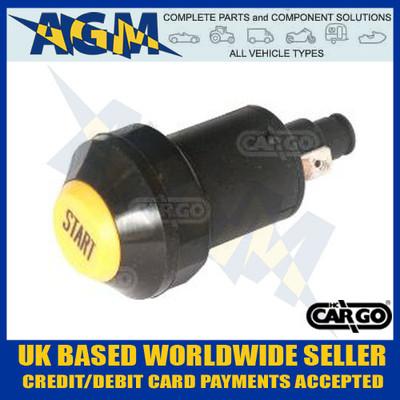 Cargo 181252 Push Button Switch - 12v/24v