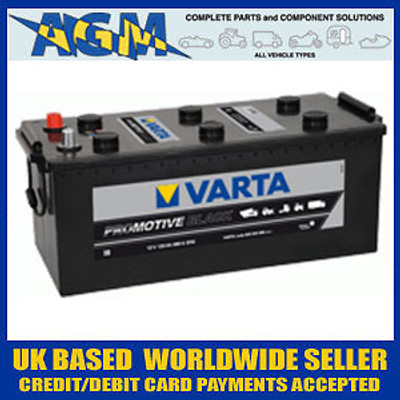 (Collection Or Local Delivery Only) Varta Black I8 Type 627/637 High Quality CV Battery 620 045 068