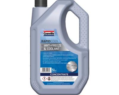 Granville  1027 Rapid Cool Blue Antifreeze