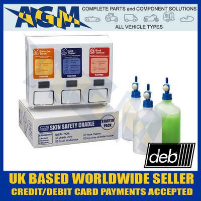 Deb SVC01SP Swarfega Van Cradle Water-less Hand Wash - Starter Kit