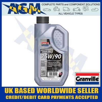 Granville 0011 Semi Syn GL5 Gear Box Oil 75W/90 1 Ltr