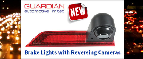 Brand New High Level Brake Light With Reversing Camera