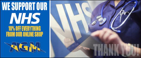 AGM Supports Our NHS