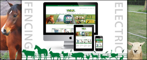 New AGM Electric Fencing Website