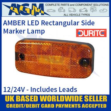 Guardian Ml50 Durite 0 170 70 Amber Led Side Marker Lamp