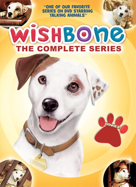 Wishbone - The Complete Series BOXSET DVD