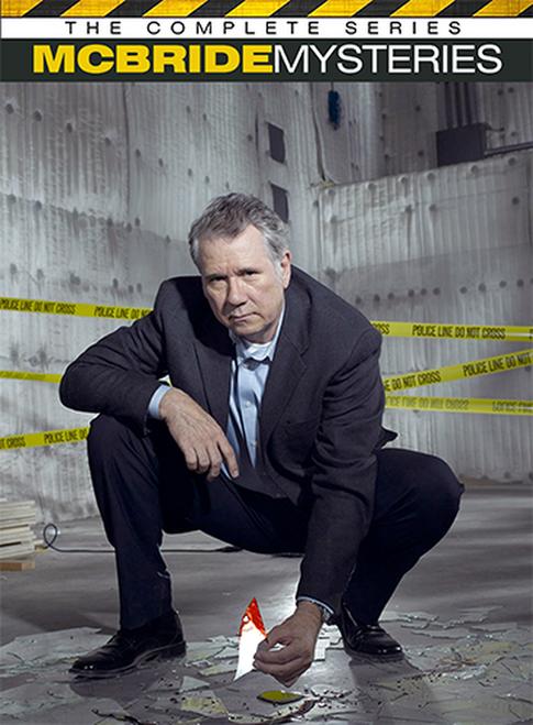 McBride Mystery - Complete Series BOXSET DVD
