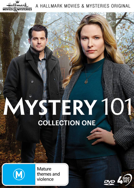 Mystery 101 - Complete Series BOXSET DVD