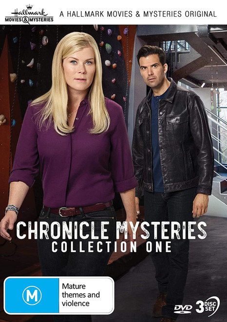 Chronicle Mysteries - Complete Series BOXSET DVD