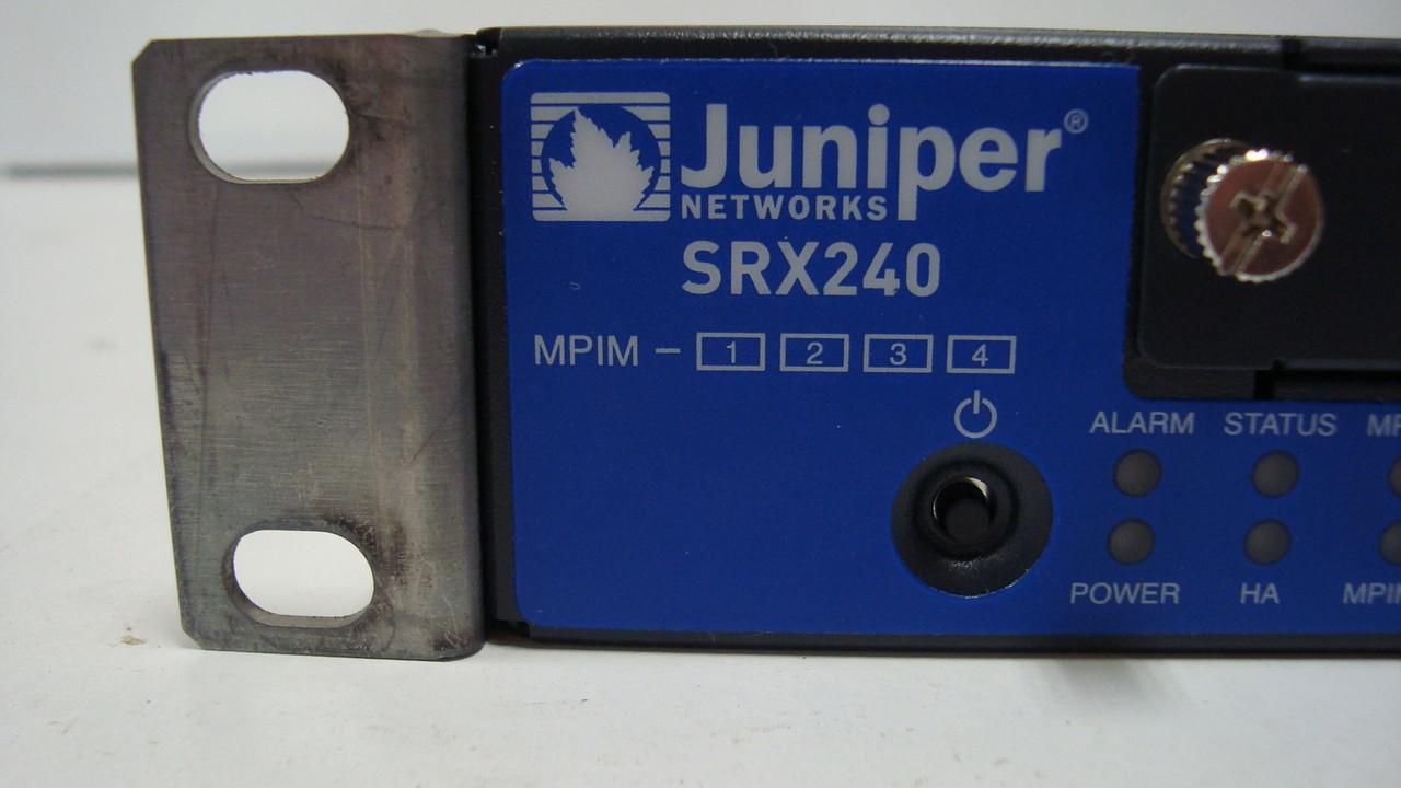 SRX240 Service Gateway