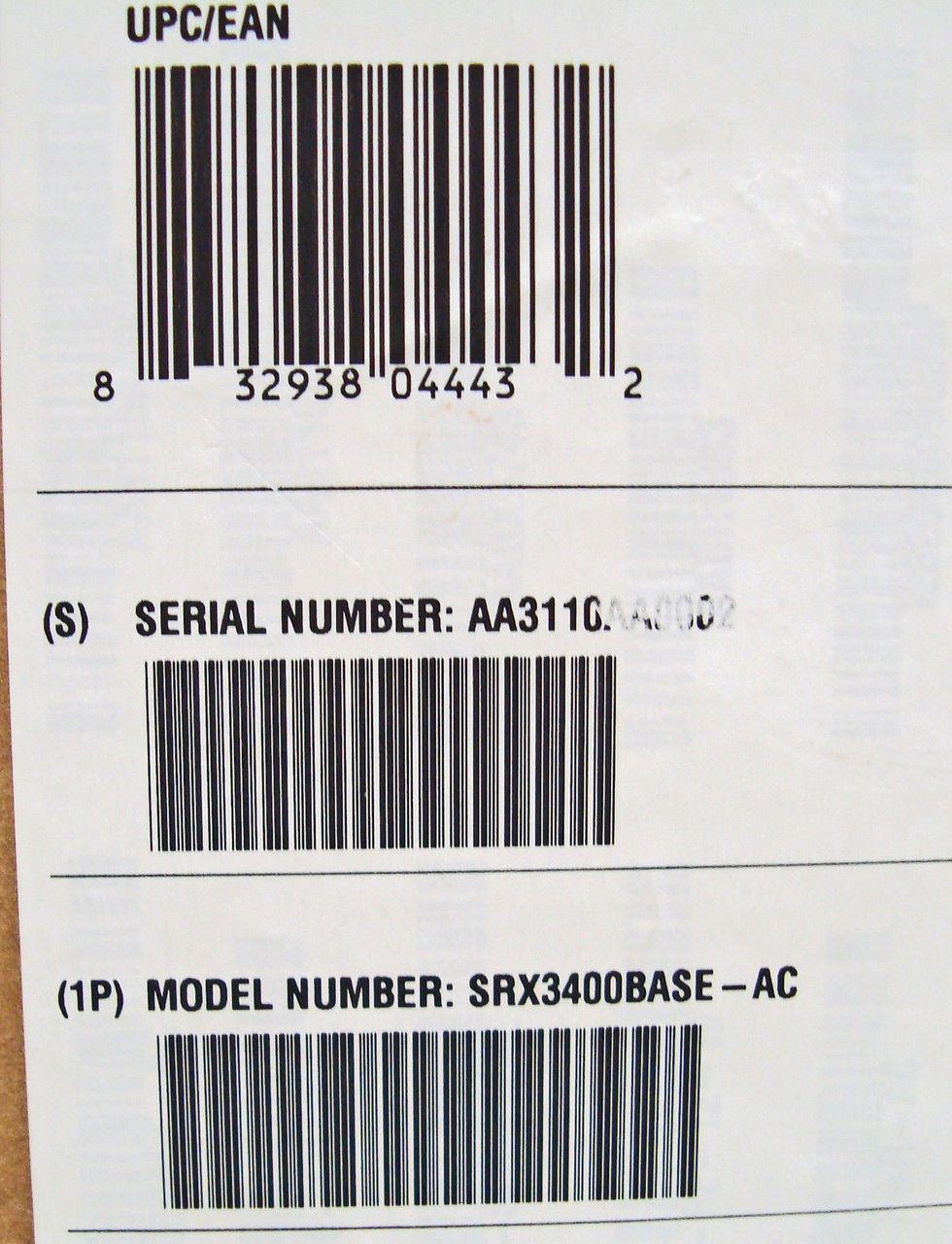 SRX3400BASE-AC