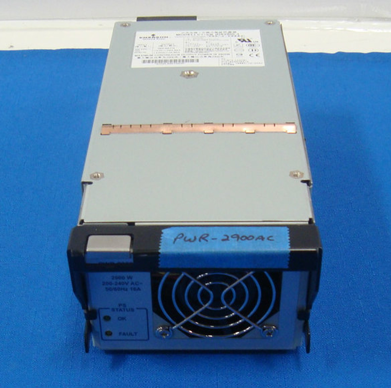 Arista DCS-7508 PWR-2900AC 2900 W power supply-DS2900-3
