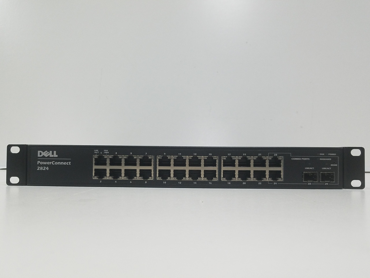 Dell PowerConnect 2824 24-Port Managed Ethernet Switch