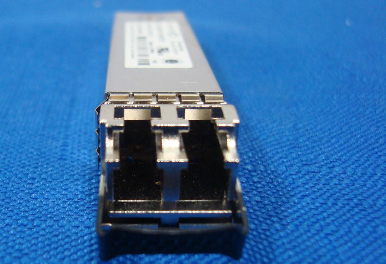 Force10 GP-10GSFP-1S 10 Gigabit SFP Transceiver module 300M SFP+SR, 300m, Force10 # GP-10GSFP-1S DELL WTRD1
