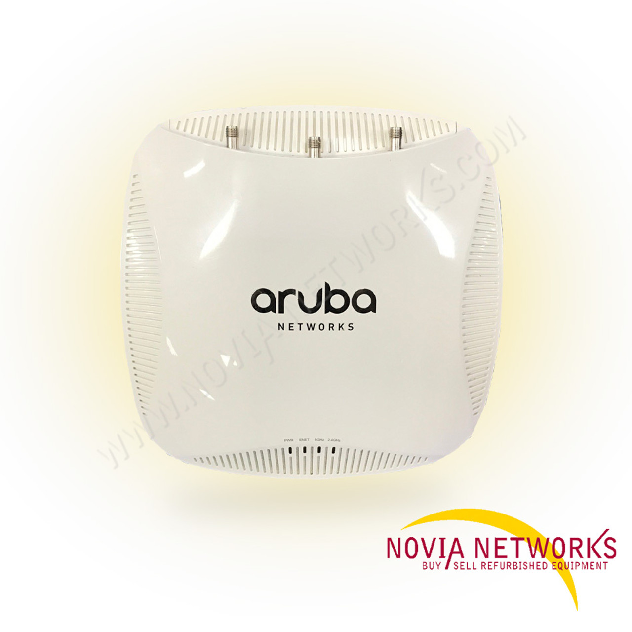 IAP-214-US Refurbished Aruba Instant AP 802 11n/ac Dual 3x3:3 Radio Antenna  Connectors AP