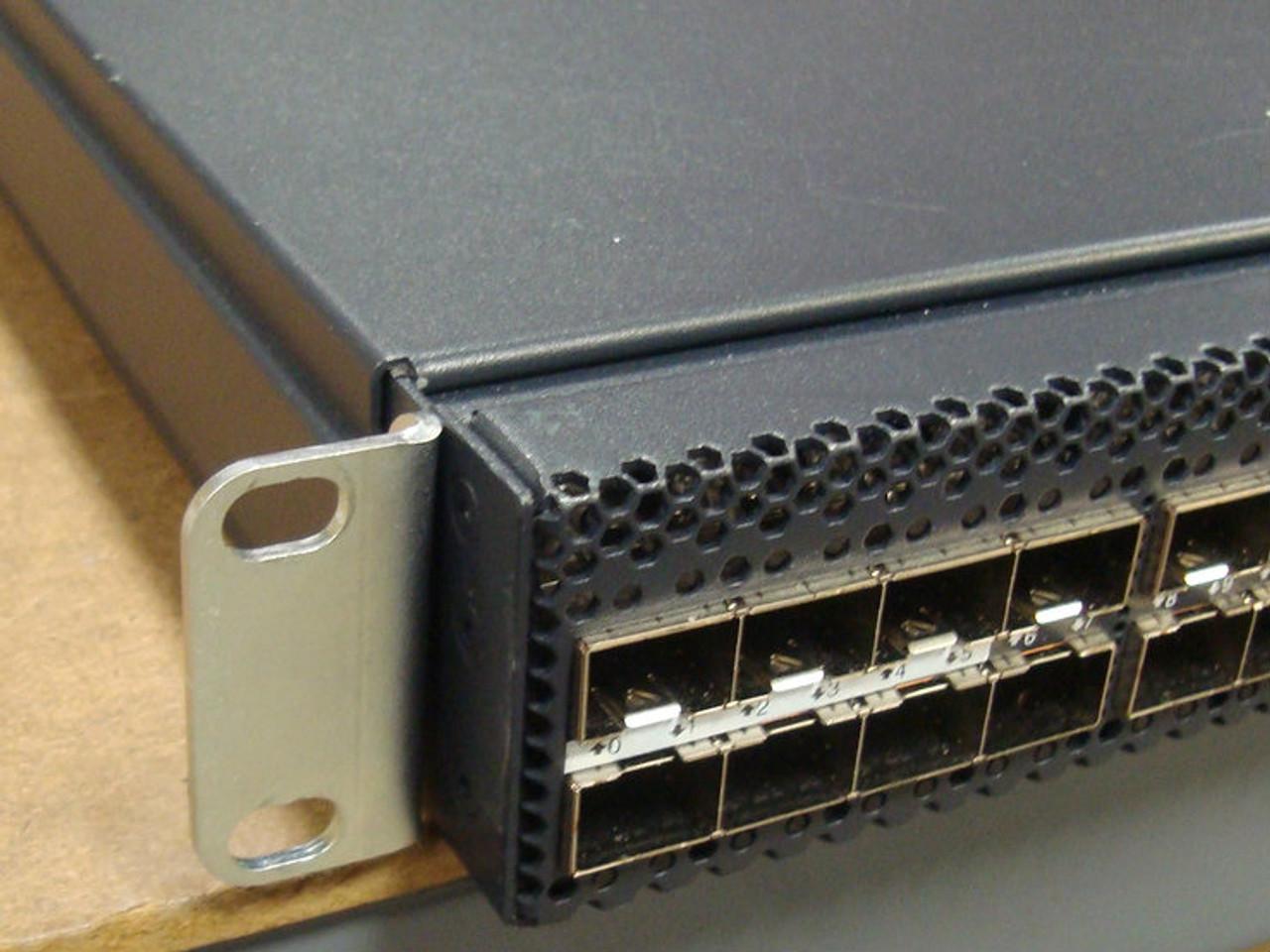 Juniper QFX3500-48S4Q-ACR-F 48 Port