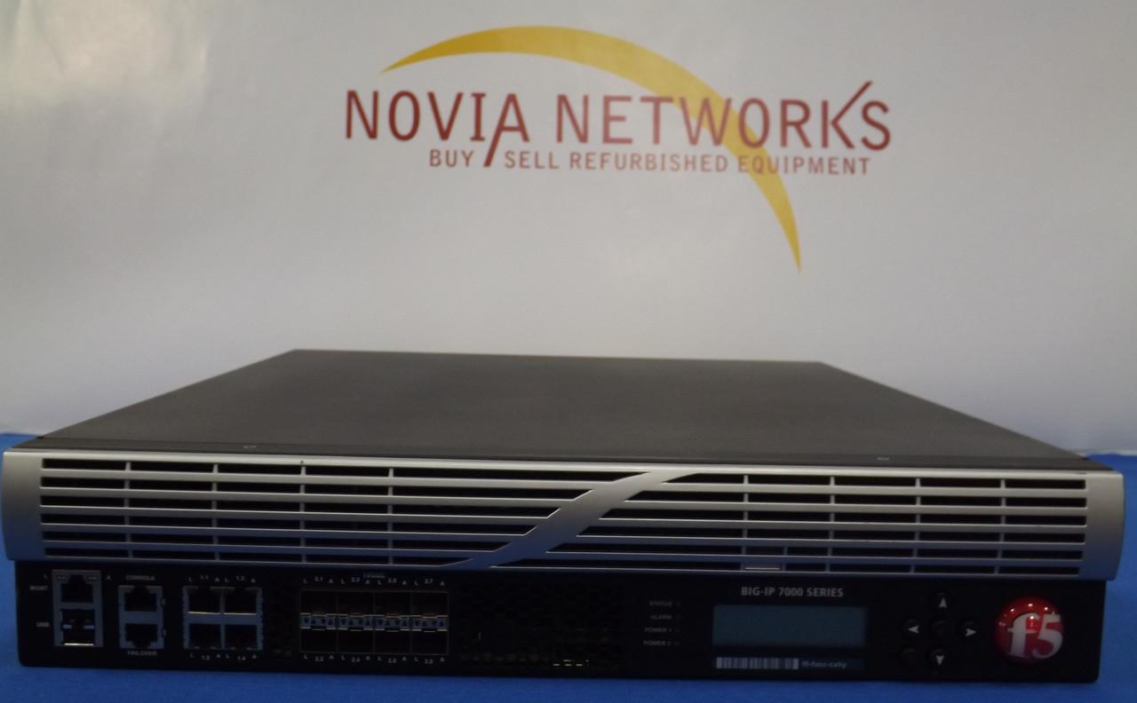 F5-BIG-LTM-7200V Local Traffic Manager 7200v (vCMP, 32G, Max SSL & COMP)
