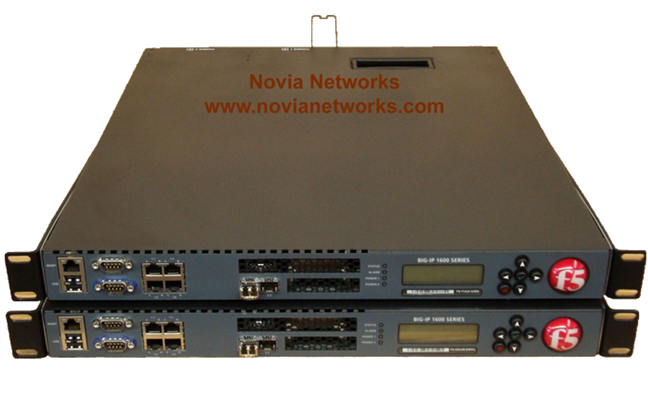 F5 Global Traffic Manager 1600-4G-R