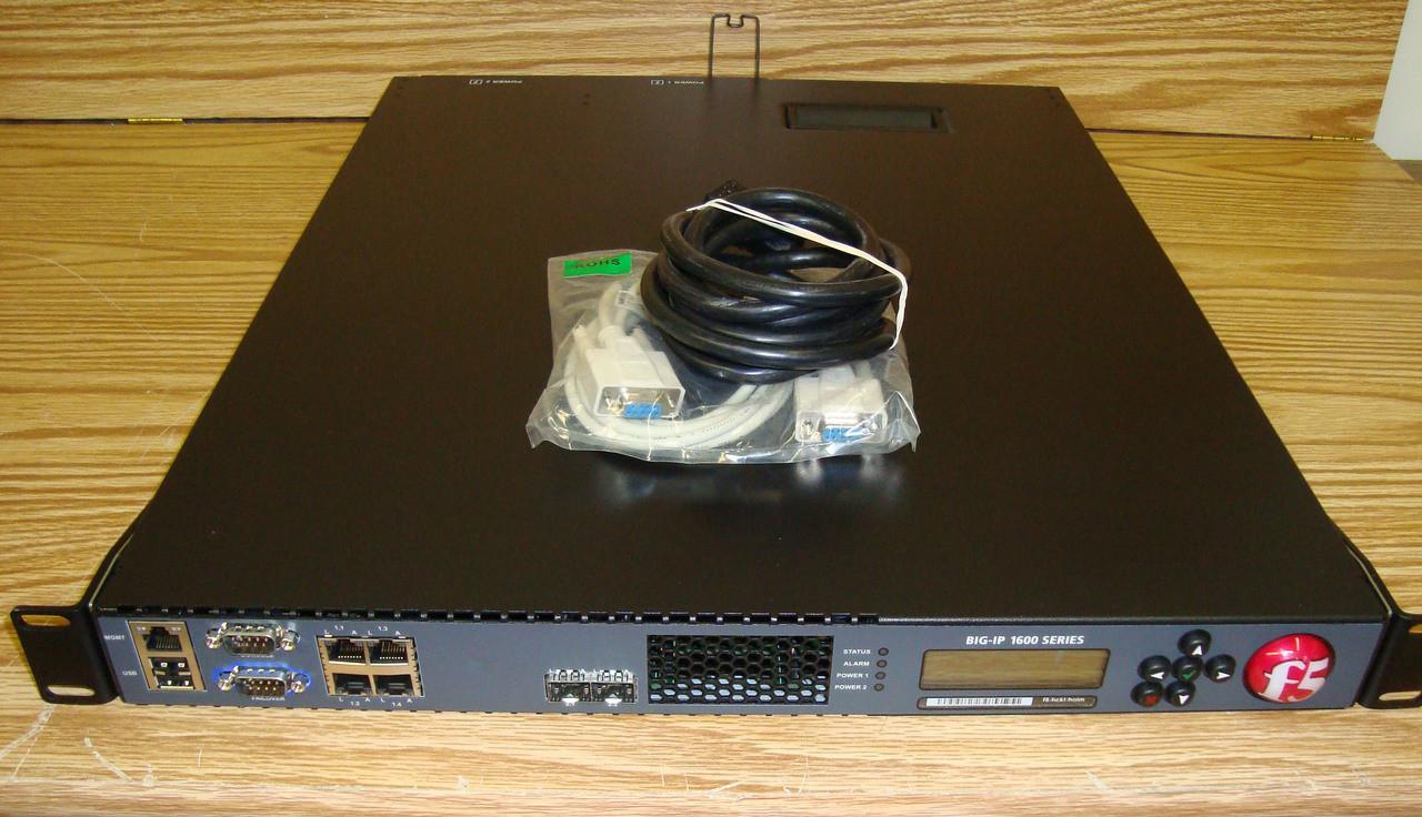 F5-BIG-GTM-1600-4G-R Global Traffic Manager