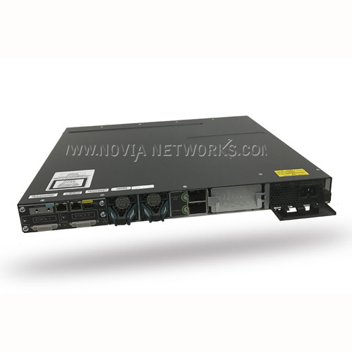 WS-C3750X-48P-L Back